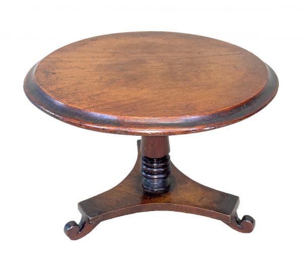 Victorian Mahogany Miniature Centre Table