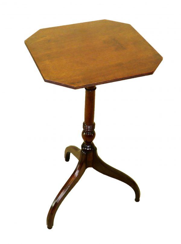 Early 19th Century Georgian Mahogany Wine Table