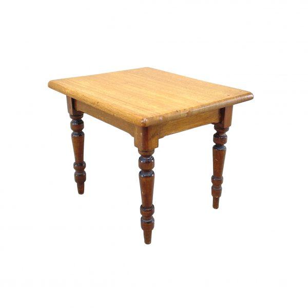 Victorian Miniature Mahogany Centre Table