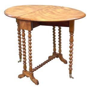 Satinbirch Victorian Baby Sutherland Table